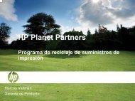 Planet Partner Master Plan México - e-Waste. This guide