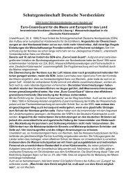 Schutzgemeinschaft Deutsche Nordseeküste - SDN