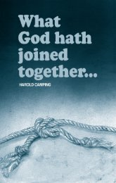 What God Joined Together - Family Radio