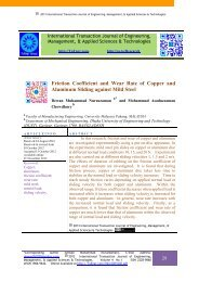 Friction Coefficient and Wear Rate of Copper and Aluminum Sliding ...