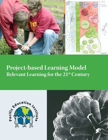 Project-based Learning Model - Association of Fish and Wildlife ...
