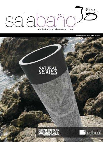 Revista nº 154 (pdf, 13997 Kbytes) - Sala Baño