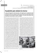 La ricerca sanitaria Quale supporto legislativo? Un ... - SocialNews - Page 6