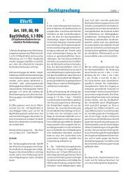 BVerfG v 22. März 2011 - 2 BvR 983-09.indd - Forum Strafvollzug