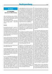OLG Hamm 19. August 2008 - Forum Strafvollzug