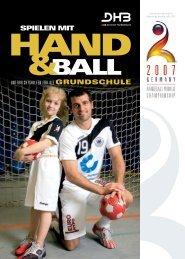 Spielen mit Hand und Ball, Unterrichtshilfen für die Grundschule