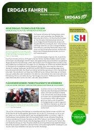 erdgas mobil Newsletter Februar 2013