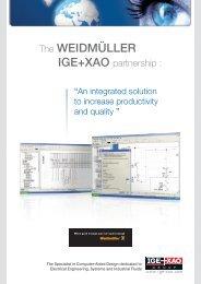Download the Cooperation brochure. - Ige-xao.com