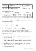 Anleitung für Montage und Betrieb Fitting and operating ... - Hörmann - Page 6