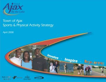 Sports and Physical Activity Strategy - Town of Ajax