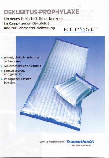 Prospekt REPOSE - ppm-marburg
