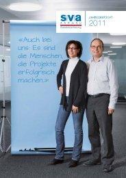 Jahresbericht 2011 - SVA Aargau