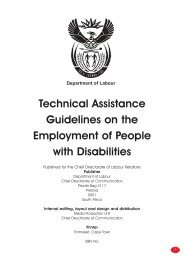 Technical Assistance Guidelines on the Employment ... - Workinfo.com