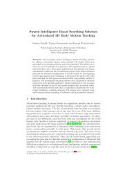 Swarm Intelligence Based Searching Schemes for ... - Springer