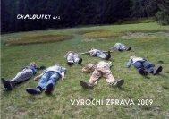 Výroční zpráVa 2009 - Chaloupky