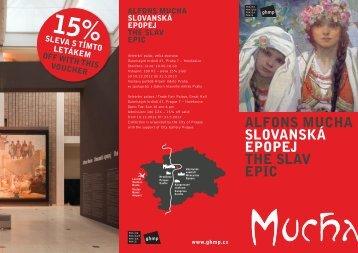 Alfons MuchA slovAnská epopej the slAv epic