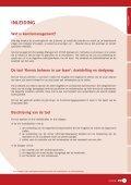 Kennis beheren in uw team. Analyserooster en verbeterplan - Fedweb - Page 7