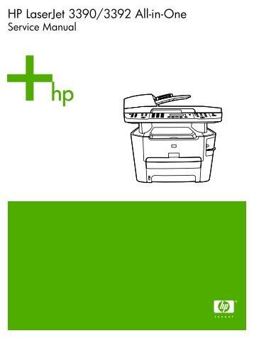 hp laserjet 1018 service manual enww market point rh yumpu com HP LaserJet 1018 Windows 7 HP LaserJet 1600 Series