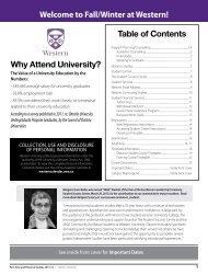 Fall/Winter Calendar (.pdf) - Academic Calendar - University of ...