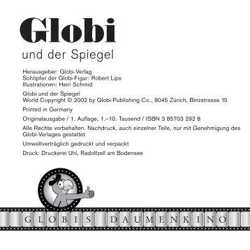 und der Spiegel - Globi Verlag