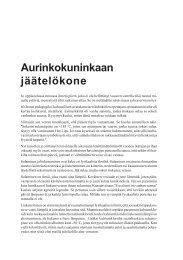 Aurinkokuninkaan jäätelökone - Nikkemedia.fi