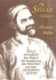Silence Mouni Baba - Babaji's Kriya Yoga
