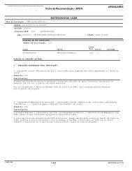 Ficha de Recomendação - APCN APCNCAPES - Coordenação de ...