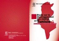 Etude sur le Développement des Médias en Tunisie - Nawaat
