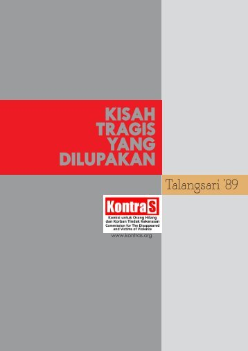 Talangsari '89 - KontraS