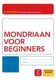 Mondriaan voor beginners (*).pdf - Gemeentemuseum Den Haag