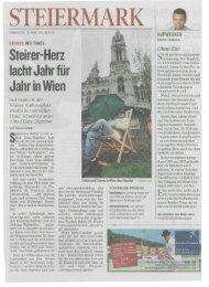 Steirer-Herz lacht Jahr für JahrinWien - Schilcherland