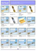 Car fuse and fuse holders 2008+ - OnTeck - Page 3