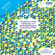 Workshop - Venro
