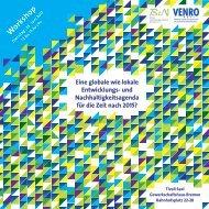 Workshop - Venro
