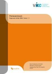 Richtlijn: Peniscarcinoom (1.1) - Kwaliteitskoepel