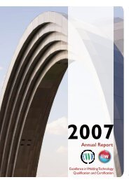 Annual Report - EWF
