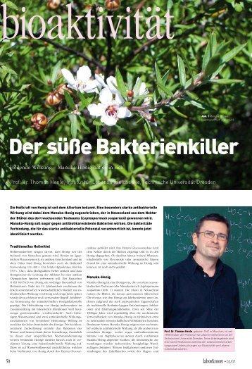 Prof_Henle,T._Der_süße_Bakterienkiller - bienli.ch