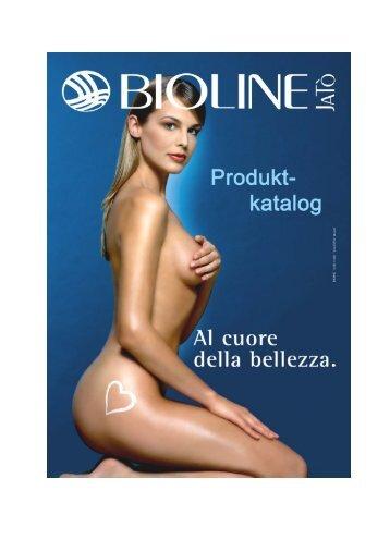 Bioline Produktkatalog - Tara  Cosmetics