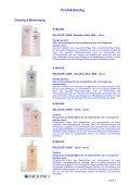 Bioline Produktkatalog - Tara  Cosmetics - Seite 5