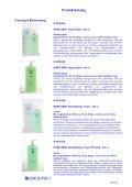 Bioline Produktkatalog - Tara  Cosmetics - Seite 6