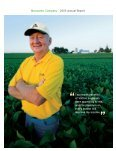 Monsanto Company 2005 Annual Report - Page 2