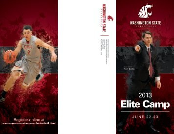 Elite Camp - Athletics - Washington State University