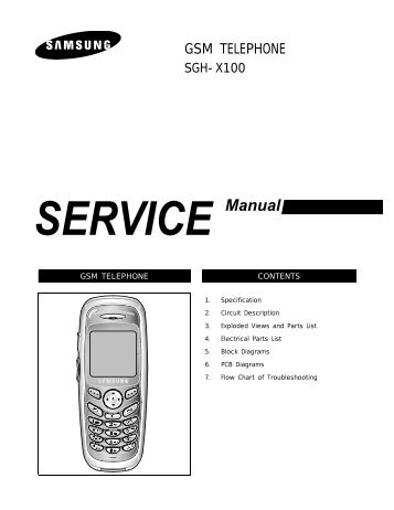 samsung e250 service manual browse manual guides u2022 rh npiplus co Samsung E250 Specs Samsung E250 Solutions