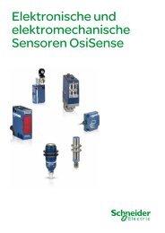 Elektronische und elektromechanische Sensoren OsiSense - waltrup