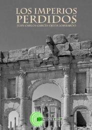 Los imperios perdidos Juan Carlos García-Ojeda Lombardo