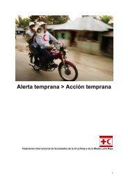Alerta temprana > Acción temprana - Climate Centre