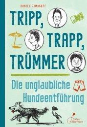 Die unglaubliche Hundeentführung - Klett Kinderbuch