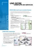 Plaquette institutionnelle de SOTTILE - Page 4