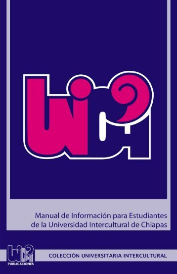 Manual de Información para Estudiantes de la Universidad ...