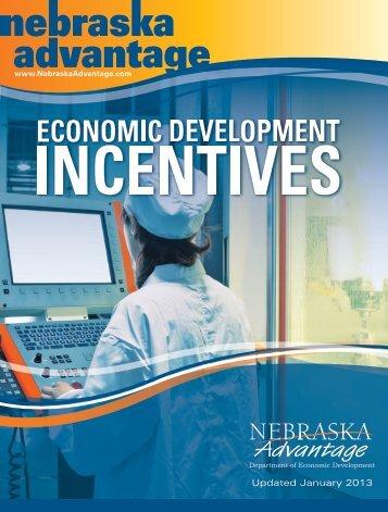 Download the latest Nebraska Advantage Brochure